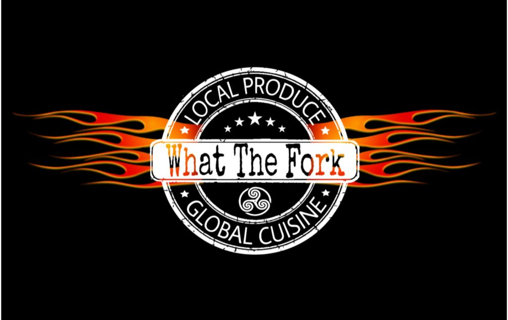 What The Fork Global Street Food logo
